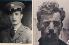 Frank is very proud of his Italian heritage. Here is Frank's dad, Frank Stallone, Sr., who immigrated to the US from Italy; only a few years later was serving in the armed forces for his new country.