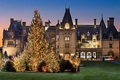 christmas biltmore estate