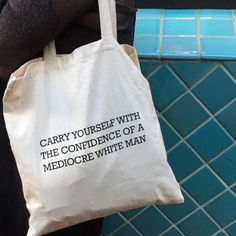 garbage chute quotes wisdom style bags feminism clothes feminist clothing feminist fashion feminist shirt bag lady mediocre white