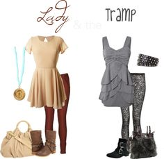 lady and the tramp outfit 1