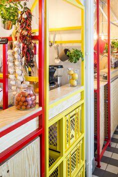 Designline Küche - Projekte: Serwus Zapiekanka | designlines.de