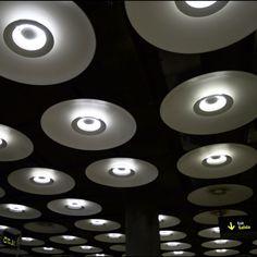 Aeropuerto de Barajas, iluminacion