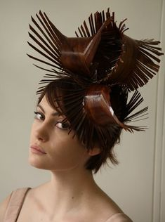 Jess Collett  is a milliner in London, who is probably making headlines this week for the wedding hat that she is not creating - that of Car...