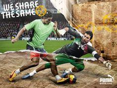Projetos / PUMA FOOTBALL - Firmorama