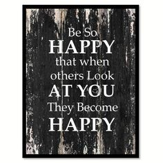 Others look become happy quotes