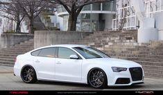 "Audi A5 Sportback × HYPER FORGED HF-LC5"""