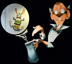 Ernesto et le lapin-Burger - Tasty bar - Namur