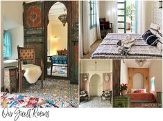 Best Marrakech Retreat Tour-the ultimate Moroccan vacation made easy Bohemian Decorating, Moroccan Home Decor, Marrakech, Morocco, Guest Room, Make It Simple, Relax, Group, Vacation
