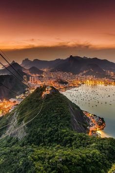 Rio, Brazil! One of these days, I'm going for Carnaval! And if the World Cup is there again, all the more to go!