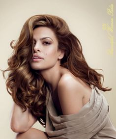Eva Mendes  Eva is a world famous actress and one of the most beautiful Latin women in the world