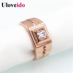 Find More Rings Information about Uloveido Men's Ring Bijouterie Men's Rings Vintage Anel Masculino Ring Men Jewelry Wedding Rings Sale * Aneis Bague Homme J473,High Quality ring heart,China ring shell Suppliers, Cheap ring health from Uloveido Official Store on Aliexpress.com