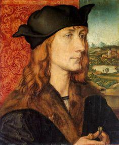 Albrecht Dürer - Portrait de Hans Tucher