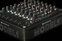 BIENVENIDO MODEL 1, el mixer de Richie Hawtin