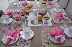Resultado de imagem para mesa posta café da manhã
