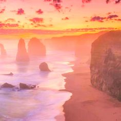 12 Apostles, Great Ocean Road, Victoria, Australia..  http://www.visitmelbourne.com/Regions/Great-Ocean-Road/Activities-and-attractions/Nature-and-wildlife/Beaches-and-coastlines/12-Apostles.aspx
