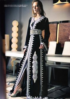 God Bless the Caftan, the World's Most Glamorous Comfy Clothing