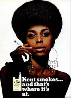 Vince Cullers Advertising- Kent smokes...and that's where it's at., 1970