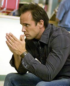 He was cool as Shane, but he's the man as Boyd Crowder :)