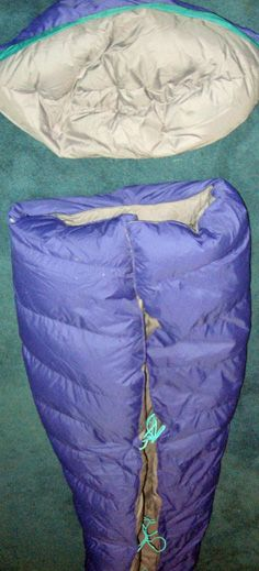 creating a homemade backpacking quilt