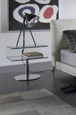 Tables de Chevet en Verre : Collection TH3327