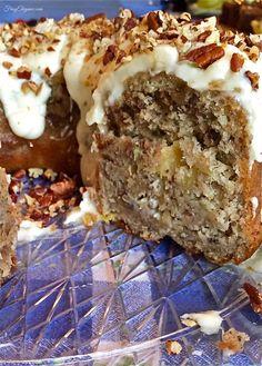 Springtime Favorite - Hummingbird Cake   www.frugelegance.com