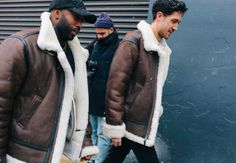 Vogue includes Alpha Industries in its article for Phil Oh's Best Street Style Pics From New York's Fall 2017 Men's Shows.