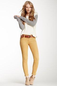 Avedon Skinny Leg Jean