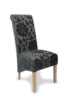 Krista Baroque Dining Chair (Set of 2)