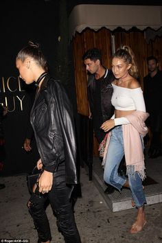 In love:The model and the former One Direction member have been dating since November