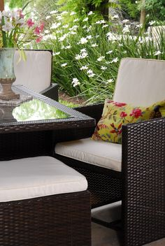 37 mejores imágenes de Coto Muebles Exterior Ratan | Furniture ...