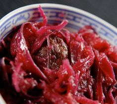 Red Cabbage with Apples in Turbo Oven Recipe