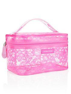Jelly Lace Train Case - Victoria's Secret - Victoria's Secret