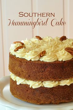 ...a close cousin to the carrot cake!