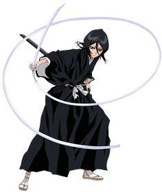 Rukia Bleach, Ichigo And Rukia, Bleach Manga, Kill A Kill, Death God, Kuchiki Rukia, Fairy Tail Gray, Bleach Characters, Zeref