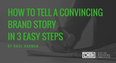 Every brand has a story to tell. Whether you share how your brand came to be or what motivates you to provide a particular product or service, your story can be used to help people feel connected to your brand. To build a better relationship with your audience, you can tell a convincing brand story.