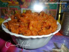 How to make Carrot Halwa