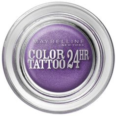 Maybelline Colour Tattoo 24 HR - Endless Purple. These are great for the summer time!