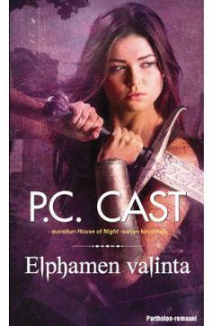 P.C. Cast Elphamen valinta 8,95€