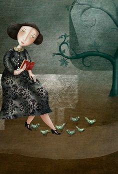 Evangelina Prieto (Chilean Contemporary).