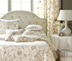 Decor Home Ideas Upholstered Headboards