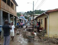 St Vincent and the Grenadines flooding 2013 photos - Google Search