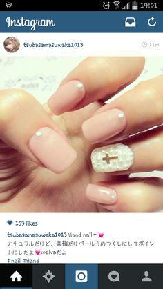 Tsubasa Masuwaka - nails