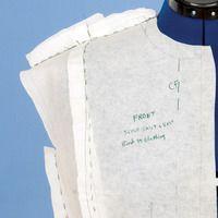 SEWABLE SWEDISH TRACING PAPER