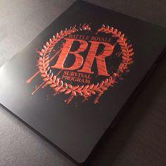 Battle Royale Blu-Ray Steelbook #steelbook #steelbookfan #steelbookaddict #steelbookcollection #bluray #bluraysteelbook #dvd #movie #BattleRoyale #cinema #collection #BatoruRowaiaru #TakeshiKitano #Fan #moviecollection #collector #edition