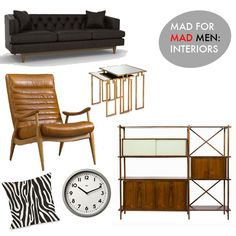 Get Mad Men Interiors for yourself