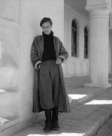Marianne BRESLAUER (1909-2001), Annemarie Schwarzenbach in Taschkurghan, Afghanistan, Oktober 1939 © Schweizerisches Literaturarchiv/ Schweizerische Nationalbibliothek, Bern
