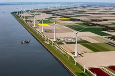 Aerial Views Of Why Europe Has a Small Carbon Footprint by : Yale Environment 360