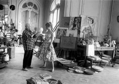 Picasso & Marie-Thérèse Walter