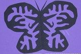 Artsonia Art Exhibit :: Paper Cut Butterfly - Grade do it with heart shape on colored paper Butterfly Project, Children Activities, Art Lesson Plans, Colored Paper, 5th Grades, Exhibit, Paper Cutting, Art Museum, Heart Shapes