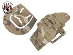 CQC Glock17 Pistol Belt Holste Multicam